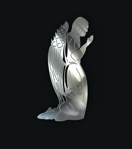 aniol kleczacy