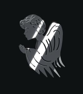 aniol w modlitwie